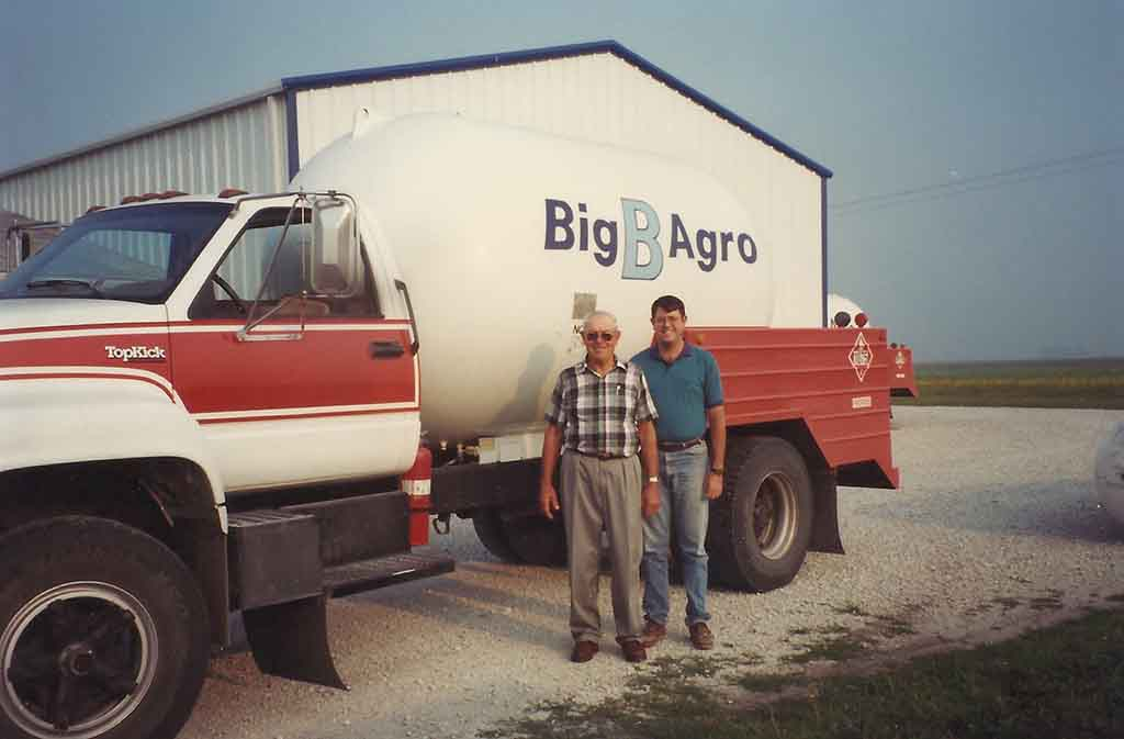 Big B Agro Company Beginnings